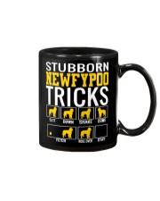Stubborn Newfypoo Tricks Mug thumbnail