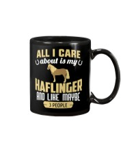 All I Care About Is My Haflinger Horse Mug thumbnail