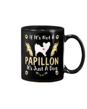 It Is Just A Papillon Mug thumbnail