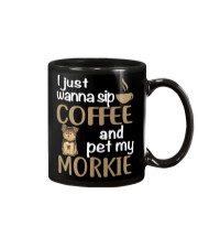 Drink Coffee WIth My Morkie Mug thumbnail