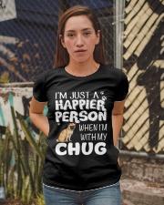 Happier Person Chug Ladies T-Shirt apparel-ladies-t-shirt-lifestyle-03