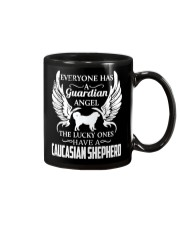 My Guardian Angel Is A Caucasian Shepherd Mug thumbnail