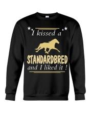 I Kissed A Standardbred I Liked It Crewneck Sweatshirt thumbnail