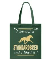 I Kissed A Standardbred I Liked It Tote Bag thumbnail