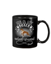 Boxer Is In My Heart And Soul Mug thumbnail