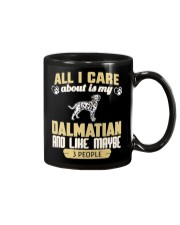 All I Care About Is My Dalmatian Mug thumbnail