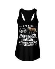 Crazy Haflinger Lady Ladies Flowy Tank thumbnail