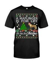 Haflinger Just For Christmas Classic T-Shirt thumbnail