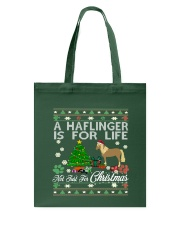 Haflinger Just For Christmas Tote Bag thumbnail