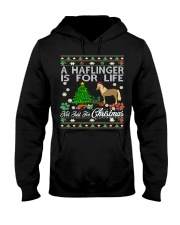 Haflinger Just For Christmas Hooded Sweatshirt thumbnail