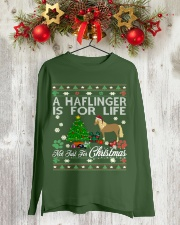 Haflinger Just For Christmas Long Sleeve Tee lifestyle-holiday-longsleeves-front-2