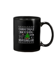 Christmas Is Better With A Newfoundland Newfie Mug thumbnail