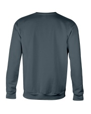 Rich And Famous With Bloodhound Crewneck Sweatshirt back