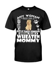 Wheaten Mommy Classic T-Shirt thumbnail