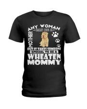 Wheaten Mommy Ladies T-Shirt tile