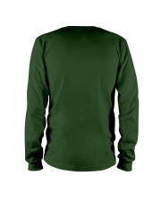 Friesian Horse Just For Christmas Long Sleeve Tee back