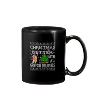 Christmas Is Better With A Griffon Brussels Mug thumbnail