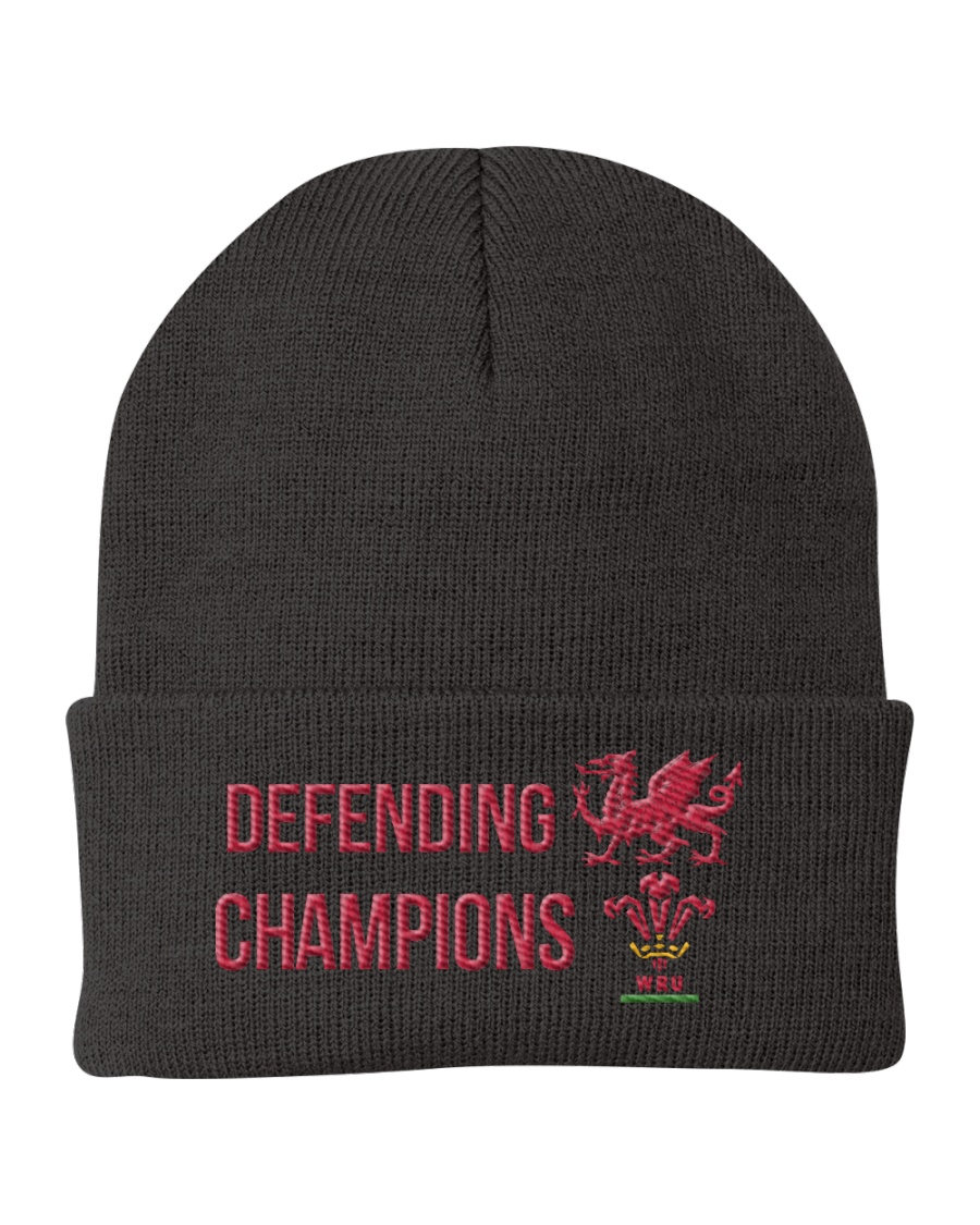 The Defending Champions 2019 Knit Beanie