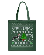 Christmas Is Better With A Koolie Tote Bag thumbnail