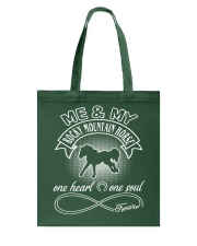 Rocky Mountain Horse Is In My Heart And Soul Tote Bag thumbnail