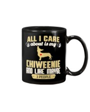 All I Care About Is My Chiweenie Mug thumbnail