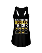 Stubborn Koolie Tricks Ladies Flowy Tank thumbnail
