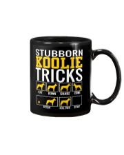 Stubborn Koolie Tricks Mug thumbnail