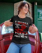 I Crochet Little Voices In Head Tell Me To Ladies T-Shirt apparel-ladies-t-shirt-lifestyle-01