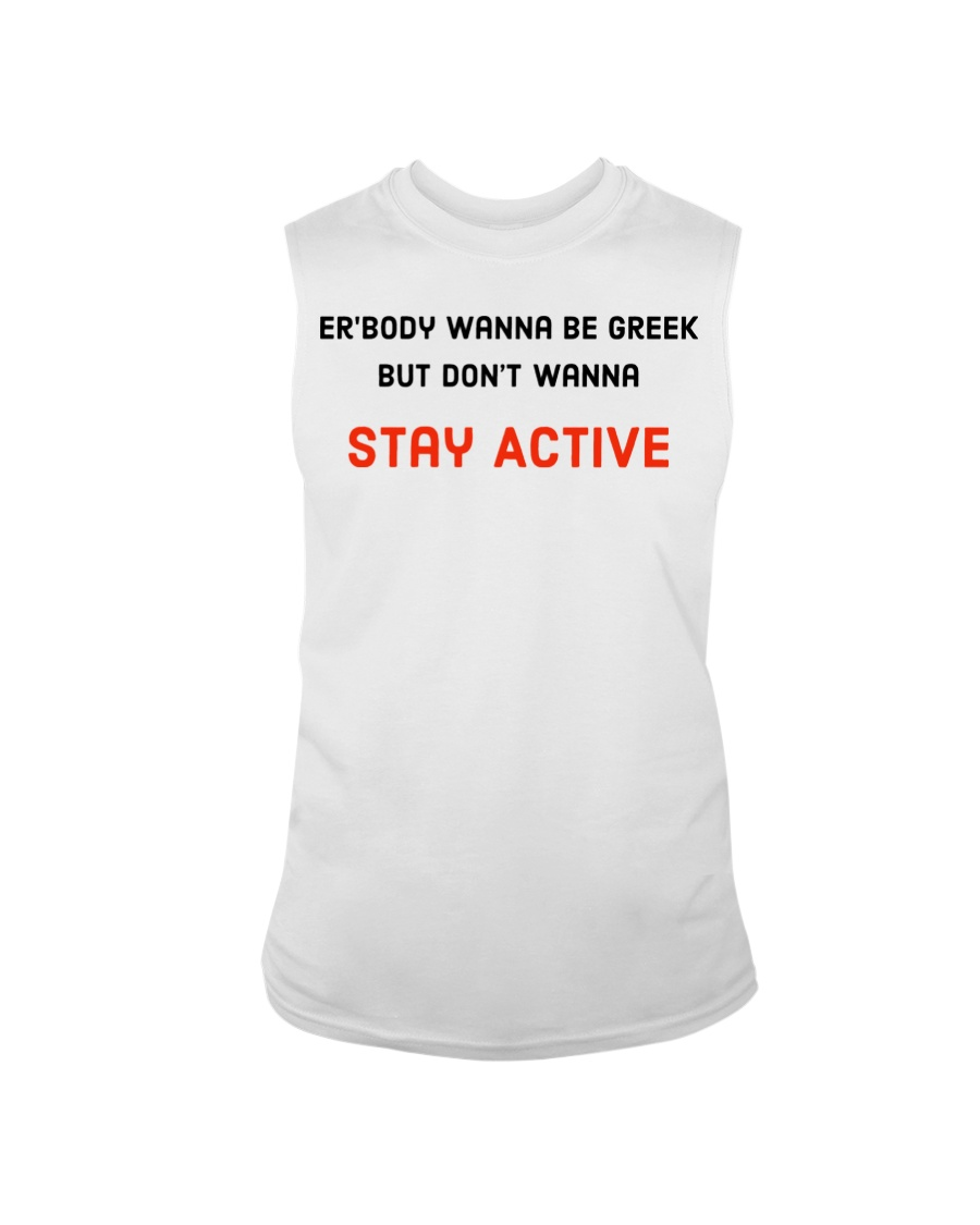 Stay Active Summer Line Sleeveless Tee