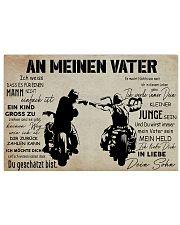 Tomydad-DE 17x11 Poster front