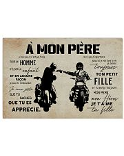 AMonPereFille 17x11 Poster front