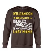WILLIAMSON Crewneck Sweatshirt thumbnail