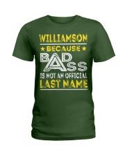 WILLIAMSON Ladies T-Shirt thumbnail