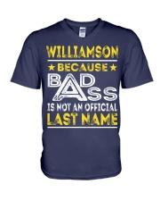 WILLIAMSON V-Neck T-Shirt thumbnail
