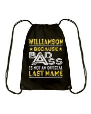 WILLIAMSON Drawstring Bag thumbnail