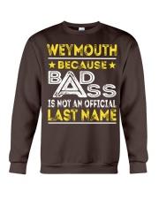 WEYMOUTH Crewneck Sweatshirt thumbnail