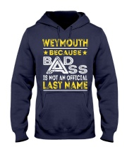 WEYMOUTH Hooded Sweatshirt thumbnail
