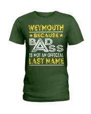 WEYMOUTH Ladies T-Shirt thumbnail