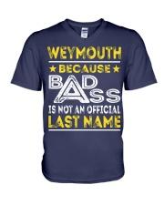 WEYMOUTH V-Neck T-Shirt thumbnail