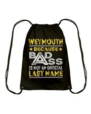 WEYMOUTH Drawstring Bag thumbnail