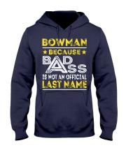 BOWMAN Hooded Sweatshirt thumbnail
