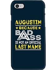 AUGUSTIN Phone Case thumbnail