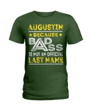 AUGUSTIN Ladies T-Shirt thumbnail