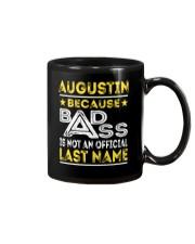 AUGUSTIN Mug thumbnail