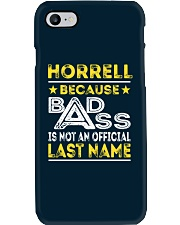 HORRELL Phone Case thumbnail