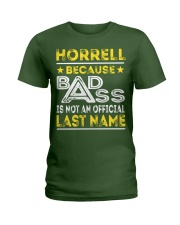 HORRELL Ladies T-Shirt thumbnail