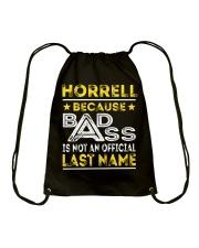 HORRELL Drawstring Bag thumbnail