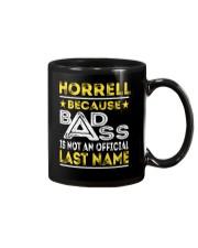 HORRELL Mug thumbnail