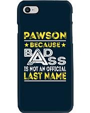 PAWSON Phone Case thumbnail