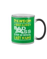 PAWSON Color Changing Mug thumbnail